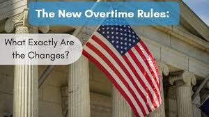 New Overtime Rules Become Effective January 1, 2020